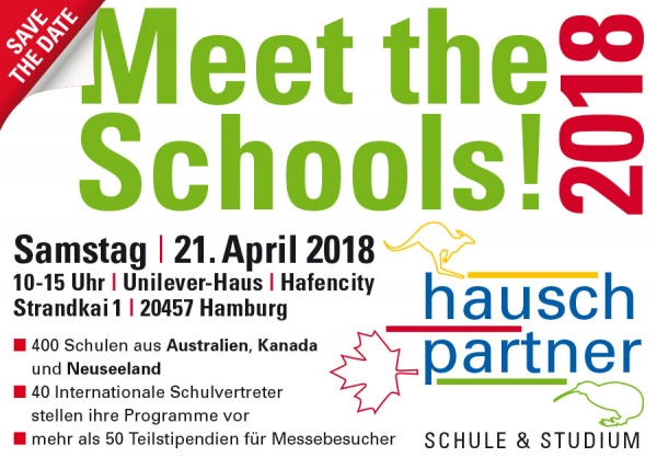 Meet the Schools 2018 Hamburg