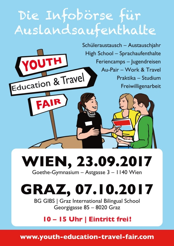 Youth Education & Travel Fair - Graz