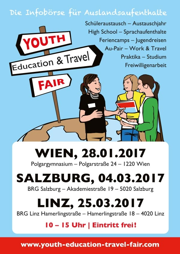 Youth Education & Travel Fair - Wien
