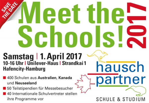Meet the Schools 2017 Hamburg